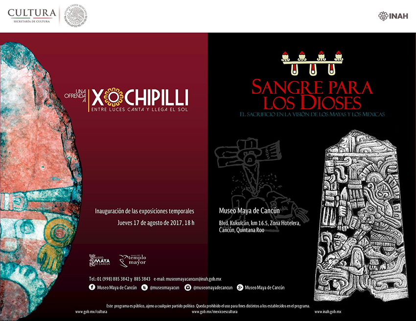 Photo courtesy Museo Maya de Cancun | Facebook